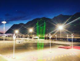 Türkmenistan Liman Açılışı Gösterileri