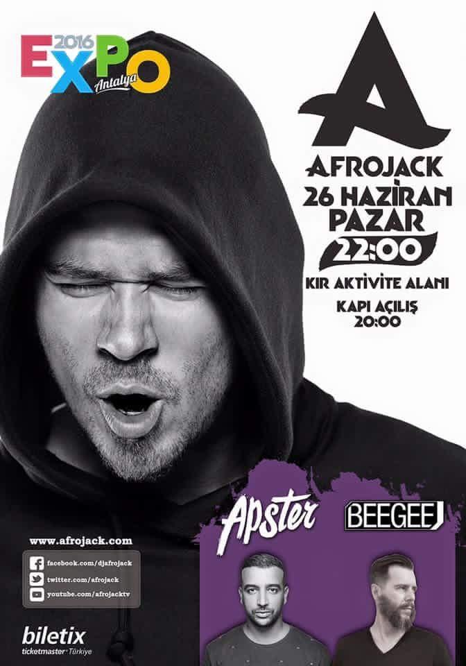 Afroack Konseri