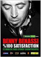Benny Benassi Konseri