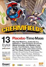 Creamfields Konseri