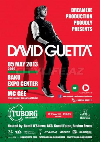 David Guetta Konseri