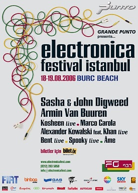 Electronica Festival İstanbul 2006