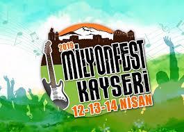 Milyonfest 2019 Kayseri