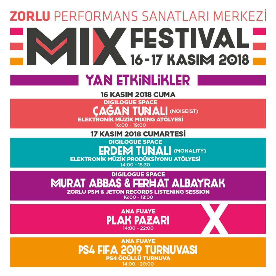 Mix Festival 2018
