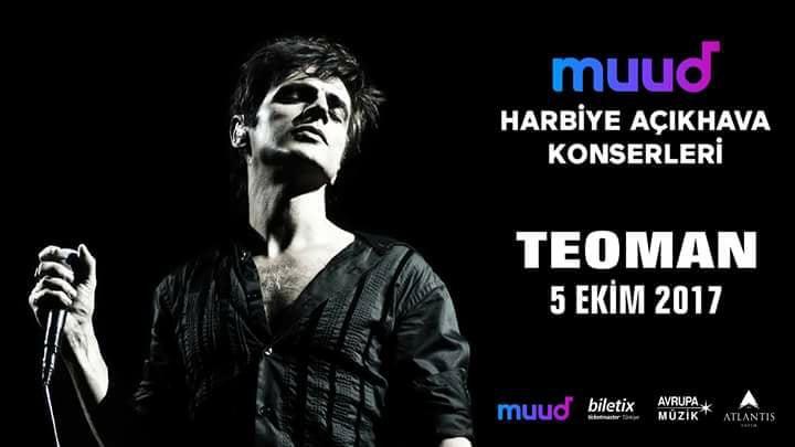 Muud Teoman Konseri 2017