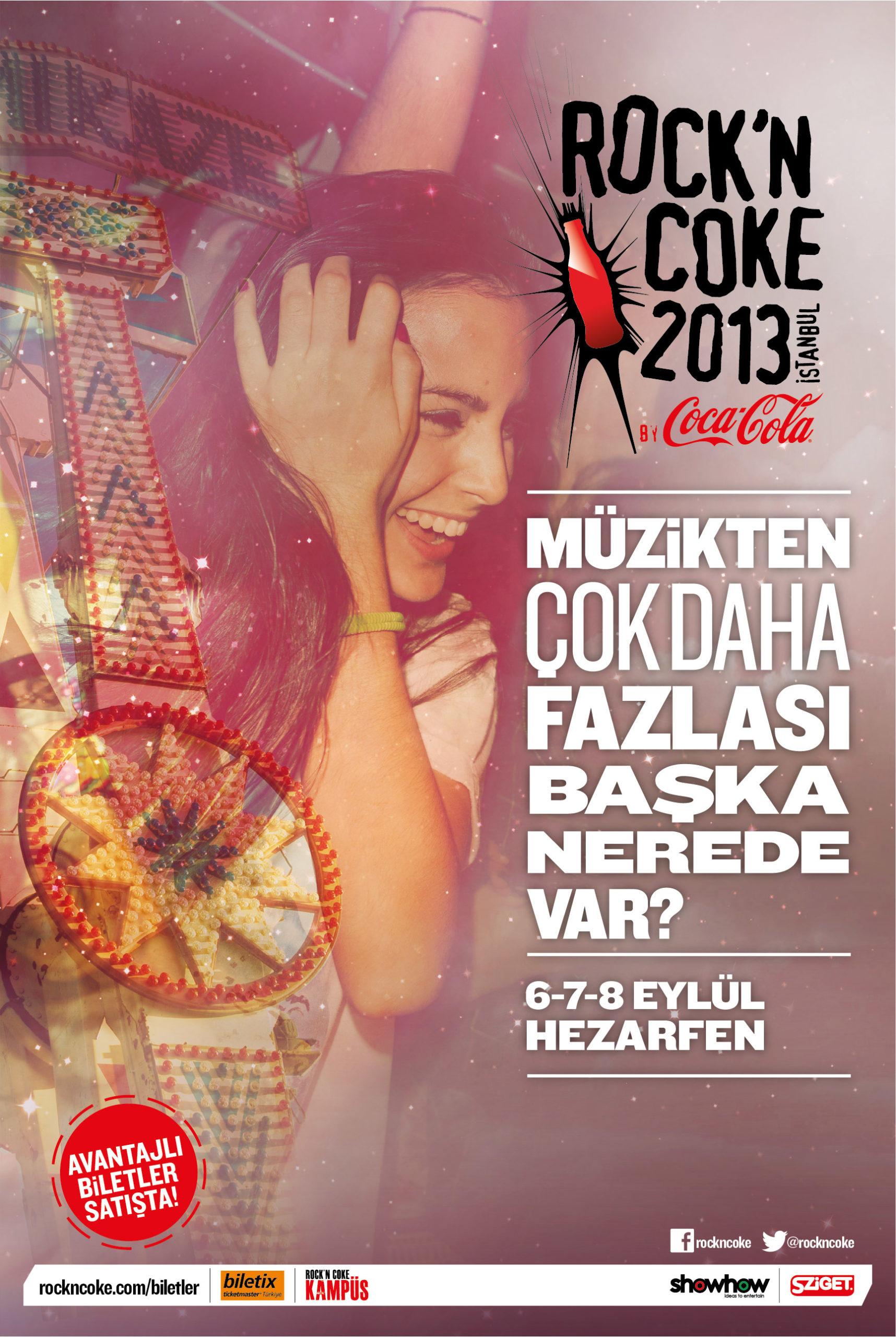 Rockn Coke 2013