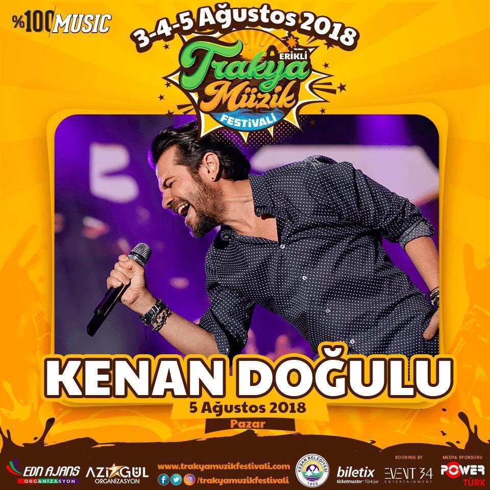 Trakya Festivali 2018