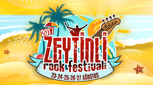Zeytinli Rock Festivali 2017